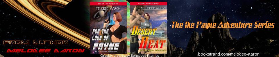 Melodee Aaron - Ike Payne Adventure Series